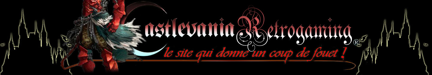 Castlevania Retrogaming : le blog !