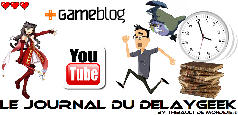 Le journal du Delaygeek.