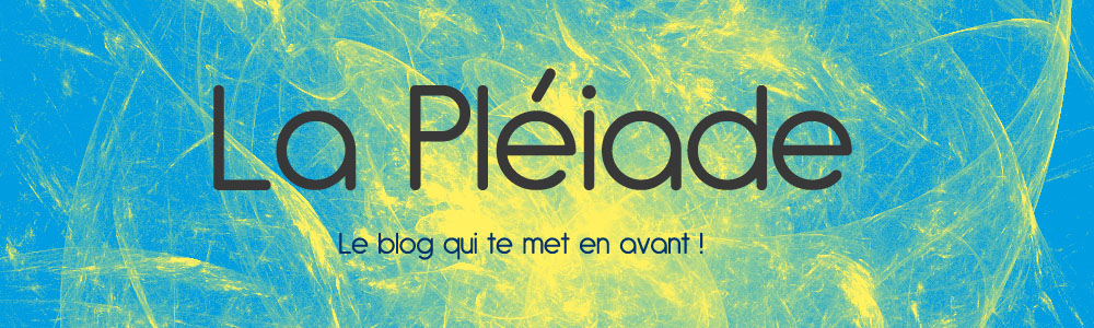 Le Blog de la pleiade