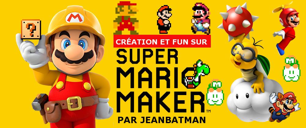 Conseils et idées pour Super Mario Maker