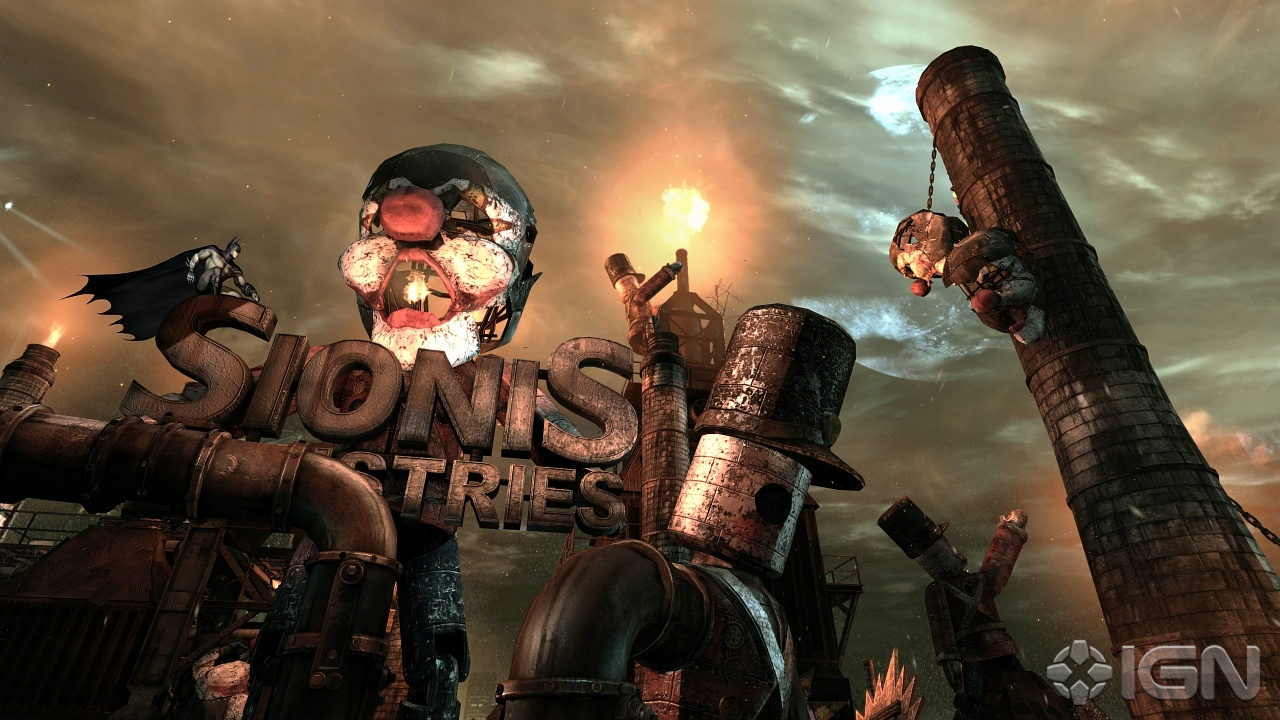 News from Arkham City