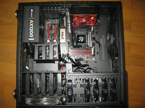 Je monte vos PC