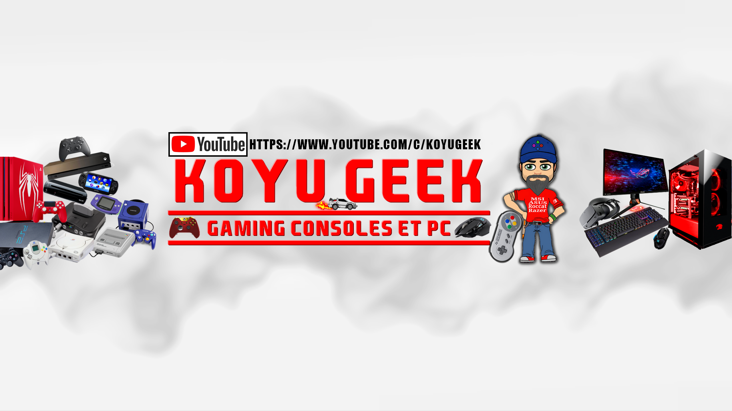 Koyu Geek Blog (K.G.B.)