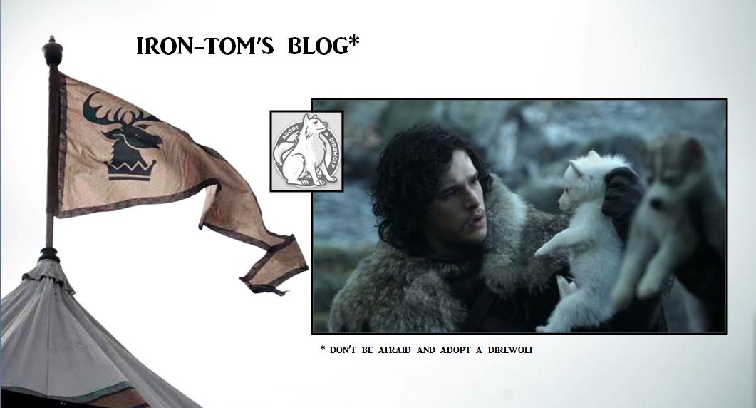 Iron-Tom's Passion