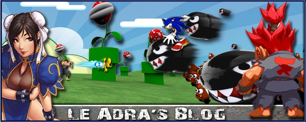 Le Adra's Blog !