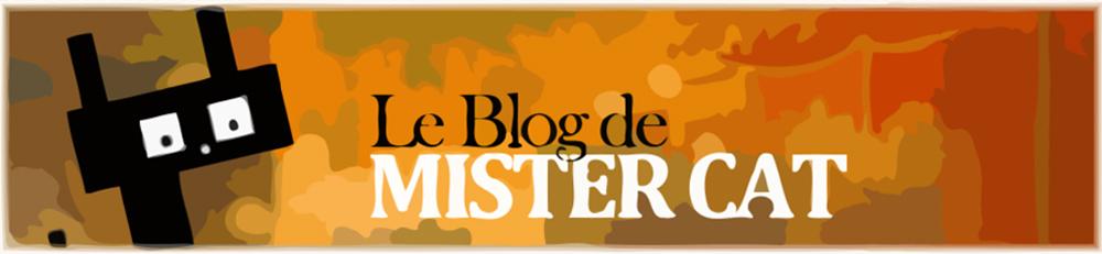 Le Blog de Mister Cat