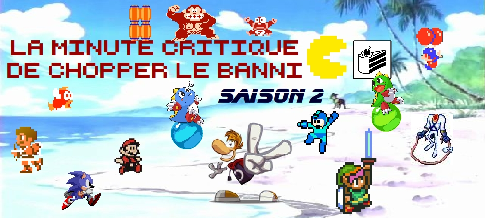 La Minute Critique de Chopper le Banni