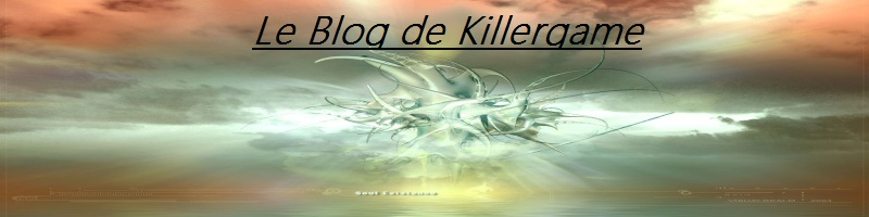 Le Blog de killergame