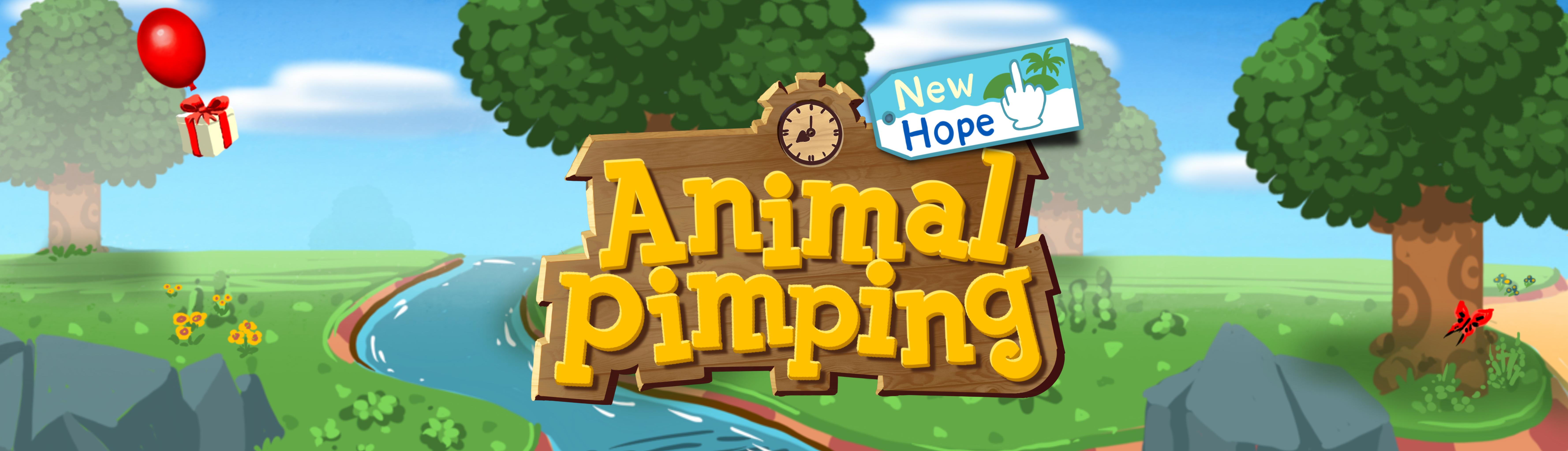Animal Pimping New Hope