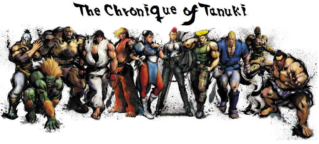 The Chronique of Tanuki