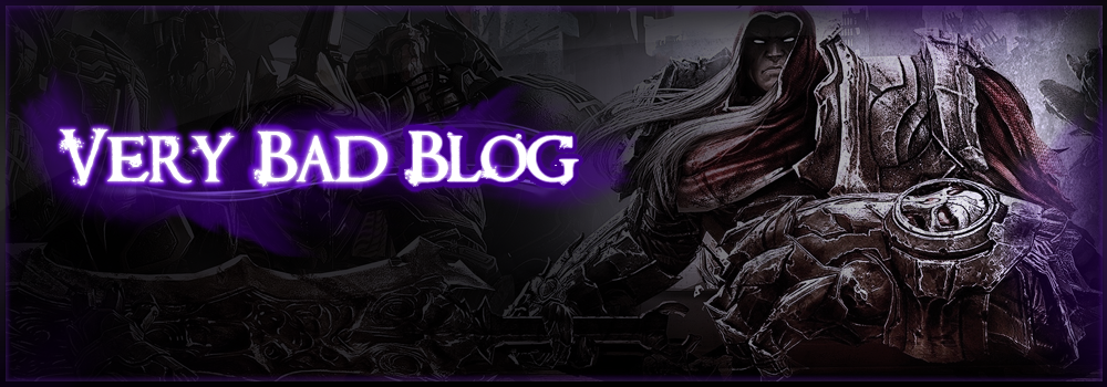 Very Bad Blog