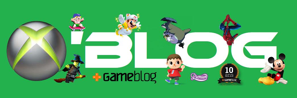"""Le """"X"""" Blog !"""