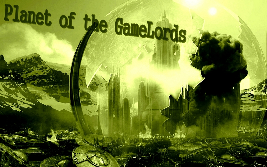 Gallifrey : Planet of the GameLord