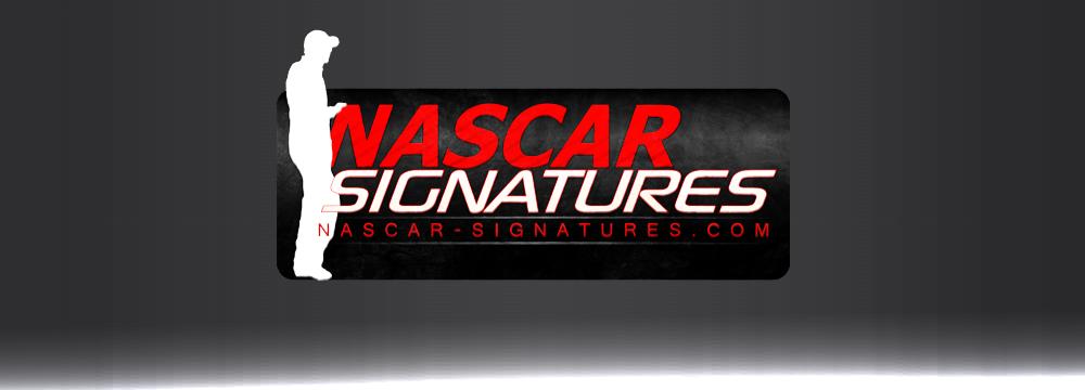 NASCAR-SIGNATURES