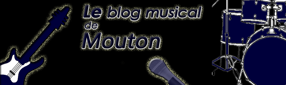 Le blog musical du mouton.