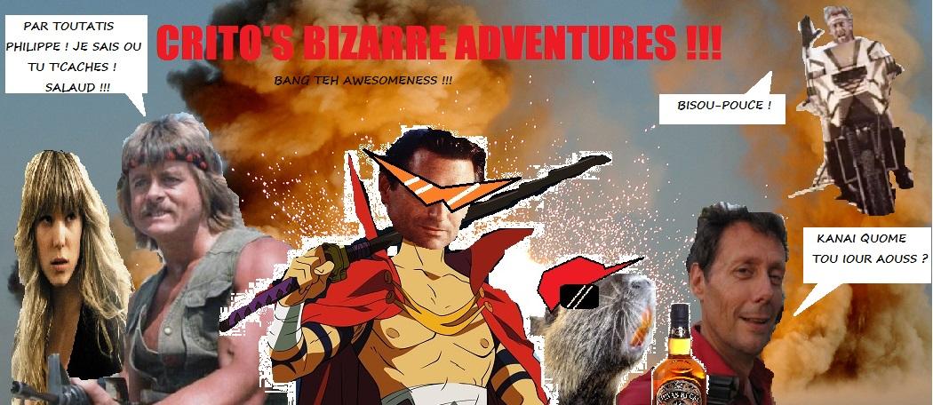 Crito's Bizarre Adventures