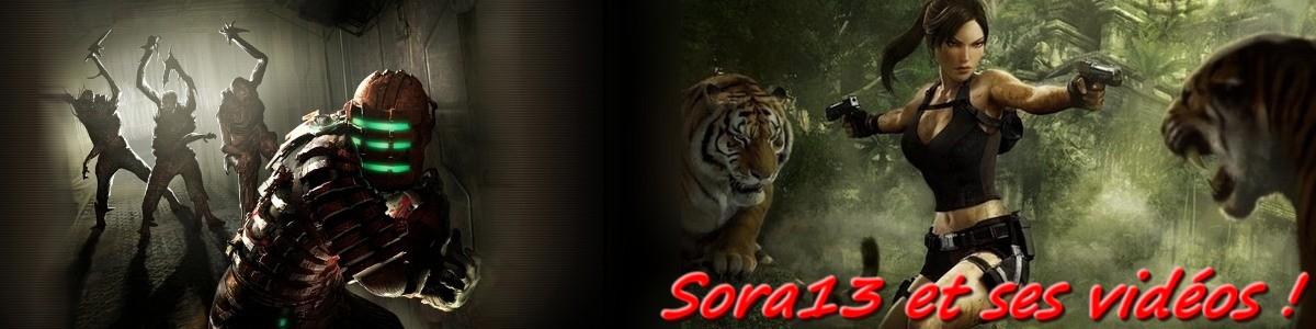 Le Blog de Sora13, vidéo-testeur !