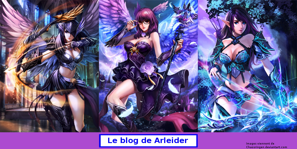 Le Blog de Arleider
