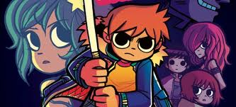scott pilgrim-world