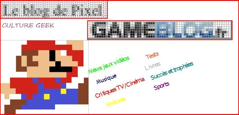 Pixel's blog