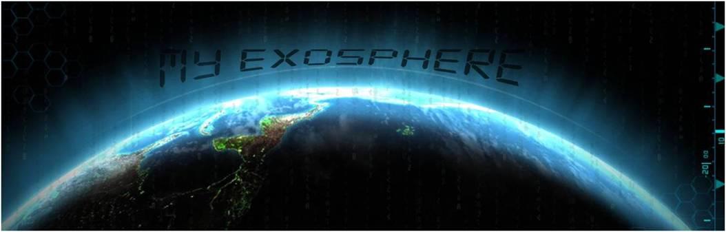 My exosphere