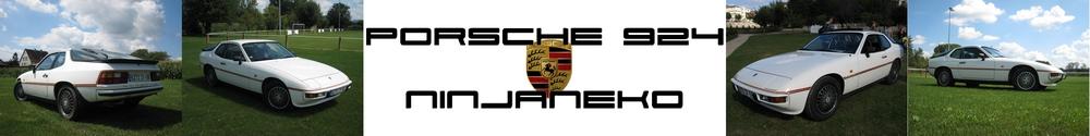 Le Blog de la Porsche 924 du ChatNinja