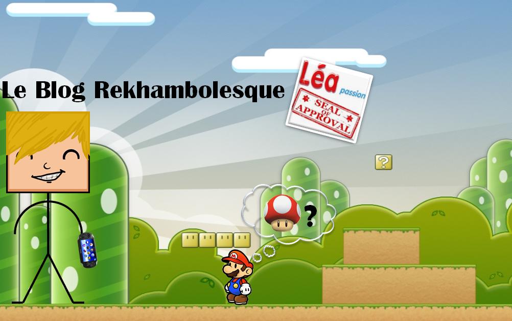 Voici un blog Rekhambolesque