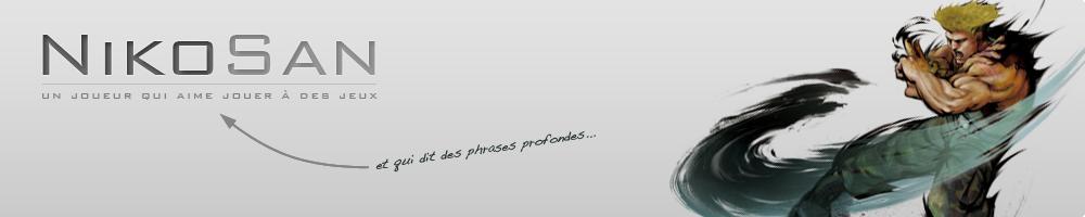 NikoSan - Le Blog