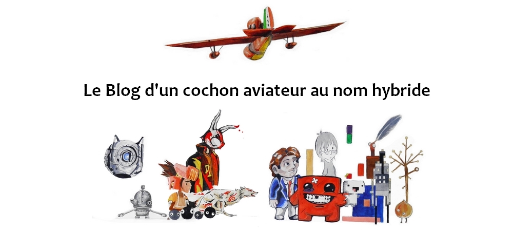 Blog d'un cochon aviateur au nom hybride