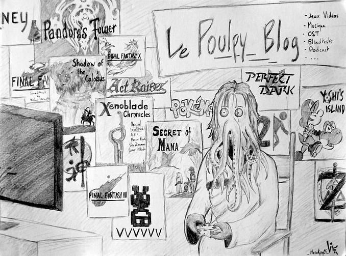 Le PoulpyBlog : Musique, jeux vidéo, et les deux en même temps