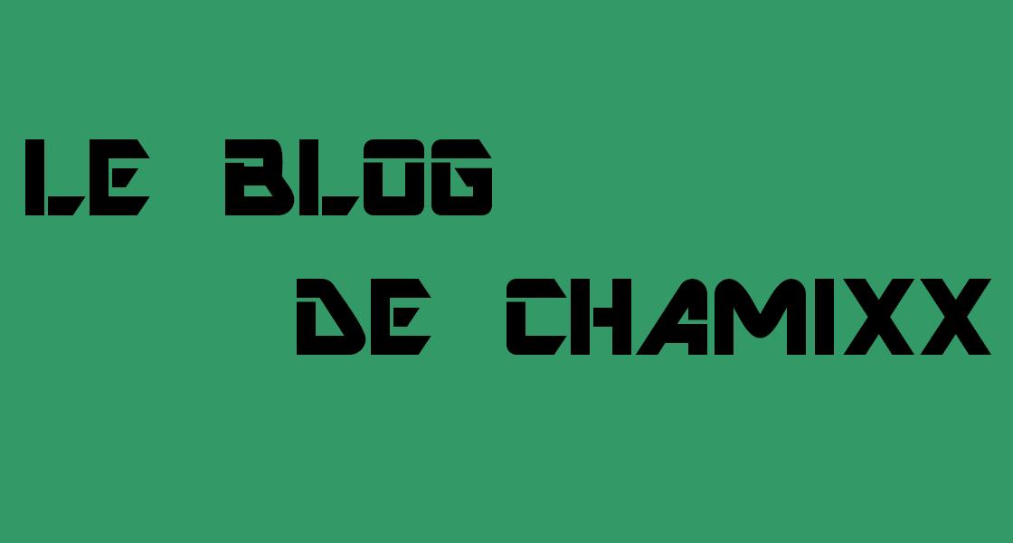 Le Blog de Chamixx