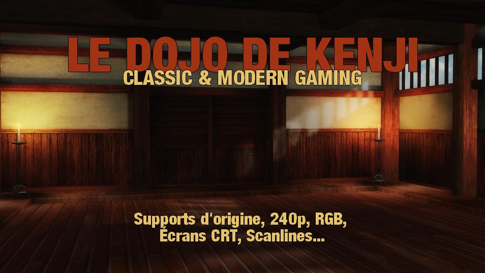 Le Dojo de Kenji
