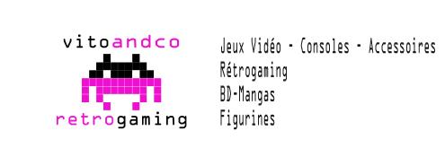 Vitoandco Rétro Gaming