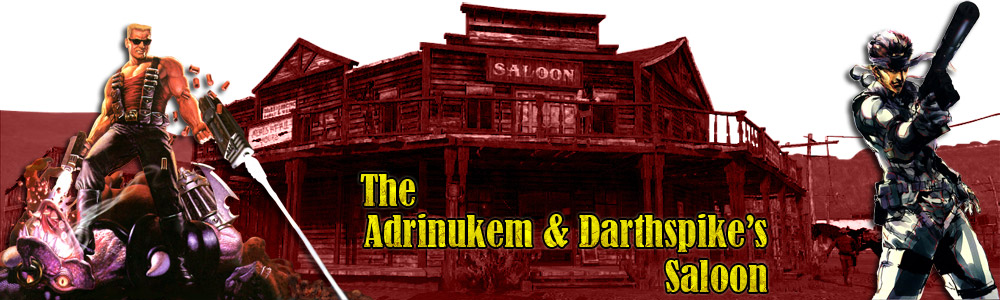 The Adrinukem & Darthspike's Saloon
