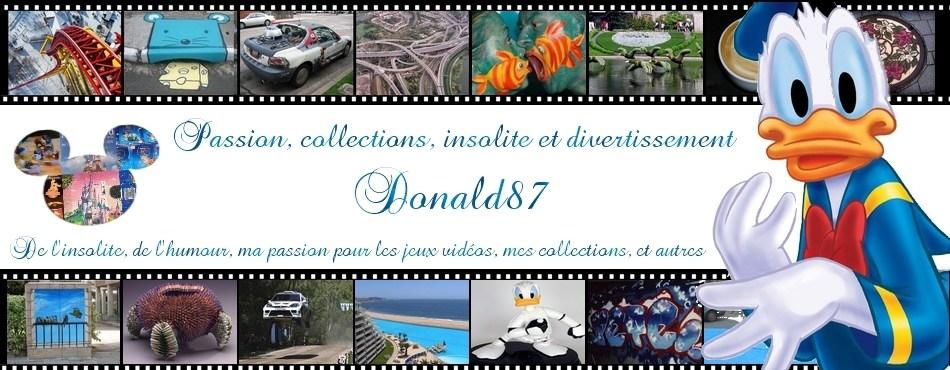 Le Blog de Donald87