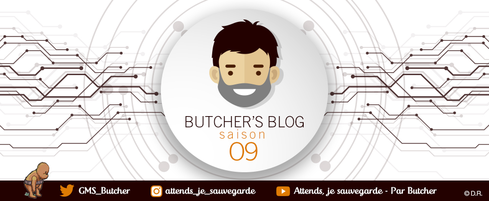 Butcher's Blog