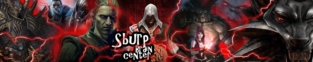Sburpy brain center
