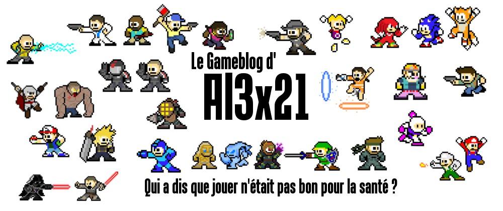 Le blog d'un passionné, Al3x.