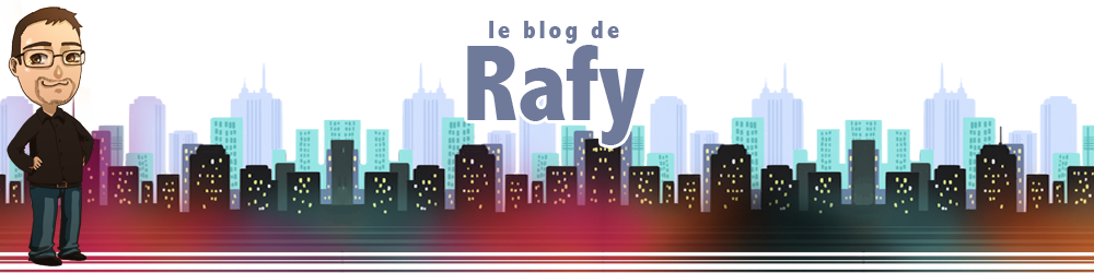 Le Blog de Rafy