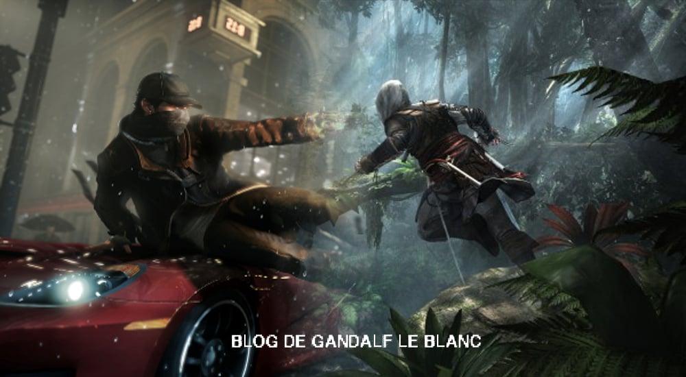 Le blog de Gandalf le Blanc