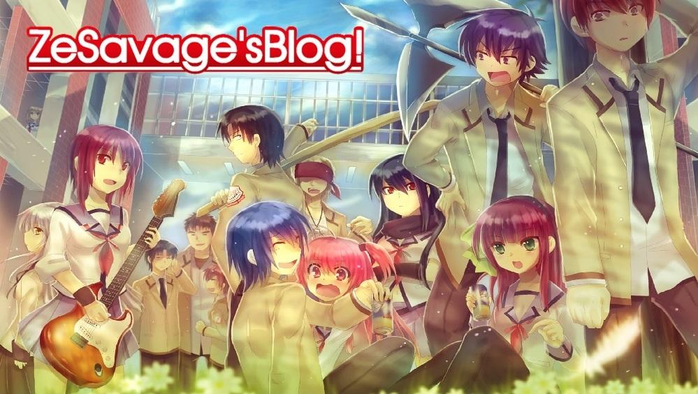 ZeSavage's Blog