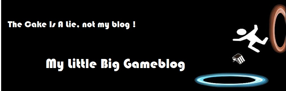 My Little Big GameBlog