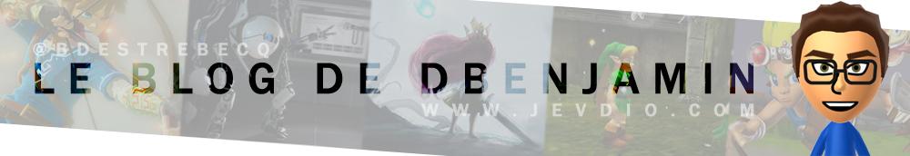 Le Blog de DBenjamin