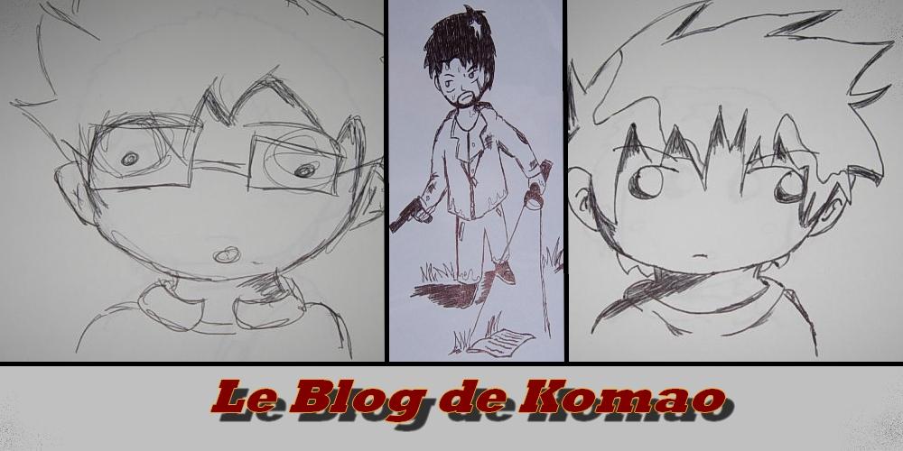 Le Blog de komaokun