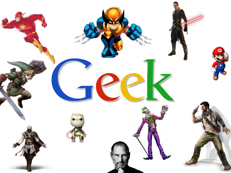 Le Blog de l'ado-geek