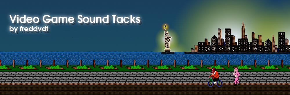Video Game Sound Tacks by freddvdt
