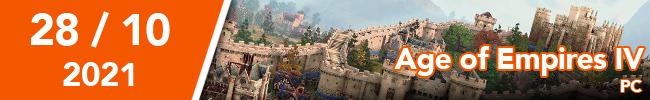 Age of empire IV - PC
