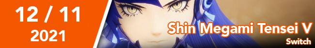 Shin Megami Tensei V Switch