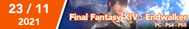 Final Fantasy XIV : Endwalker PC - PS4 - PS5