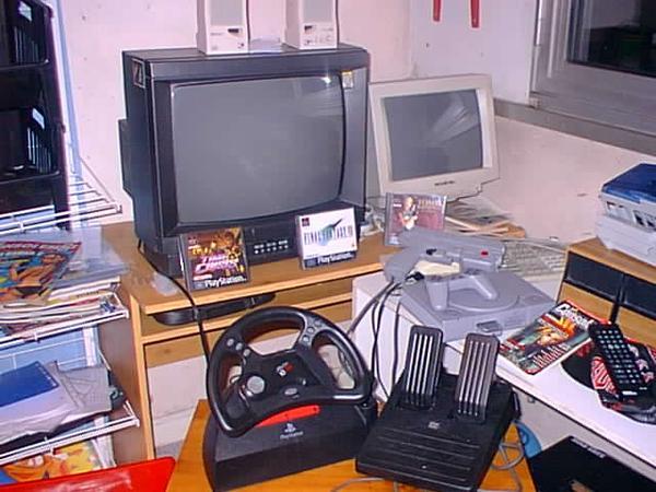 L 39 image du jour une chambre de gamer en 1998 for Chambre gaming